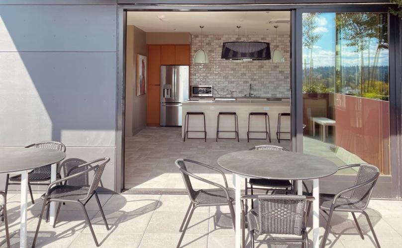 Indoor/Outdoor Rooftop